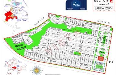 Sector E Bahria Town Phase 8 Rawalpindi