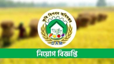dam job