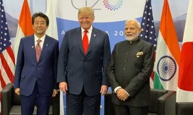 three leader