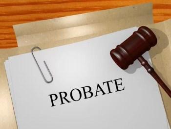 Permalink to: Probate