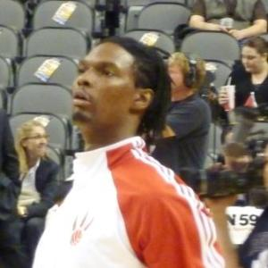 Chris Bosh NBA Toronto Raptors