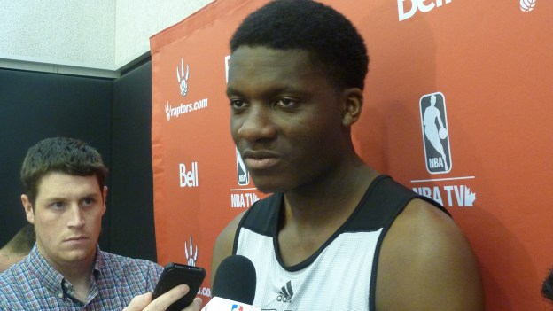Clint Capela media scrum (2)