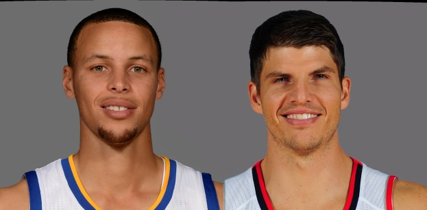 Curry and Korver