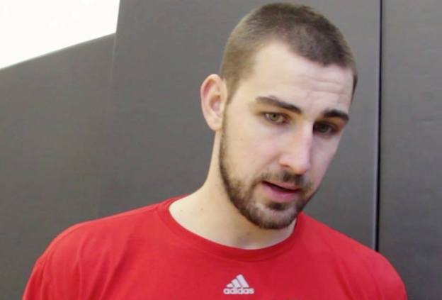 Jonas Valanciunas interview by Paul Saini (Fylmm