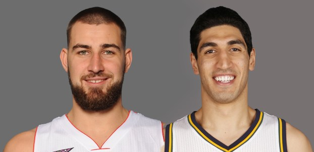 Valanciunas and Kanter