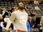 Patrick Patterson warmup Paul Saini FYLMM