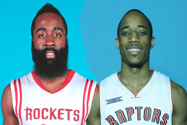 DeRozan and Harden