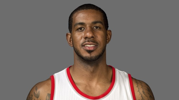 NBA San Antonio Spurs LaMarcus Aldridge