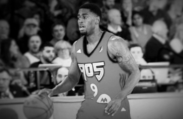 NBA D-League Mississauga Raptors 905 Ashton Smith