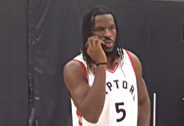 NBA Brooklyn Nets DeMarre Carroll