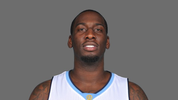 NBA Denver Nuggets J.J. Hickson