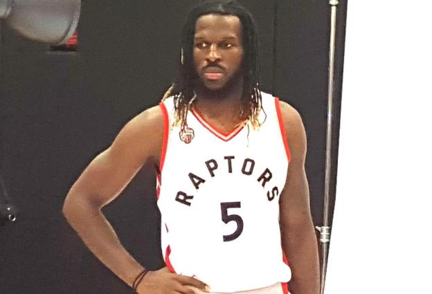 NBA Toronto Raptors DeMarre Carroll