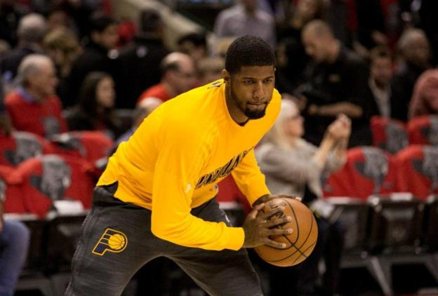NBA Indiana Pacers Paul George