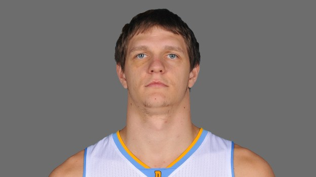 NBA Los Angeles Lakers Timofey Mozgov