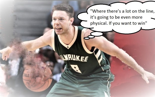 NBA Milwaukee Bucks Matthew Dellavedova