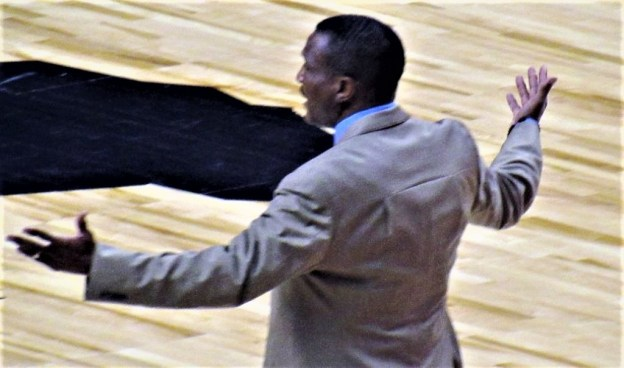 NBA Toronto Raptors head coach Dwane Casey