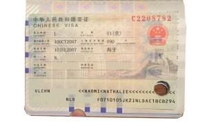 Chinese Visa to travel the Trans Mongolian Railway