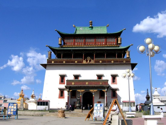 Visit Ulaanbaatar one of the 9 Things to experience in Mongolia