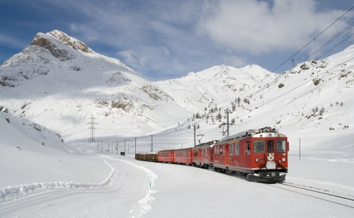 epic train journeys of the world- glacier express