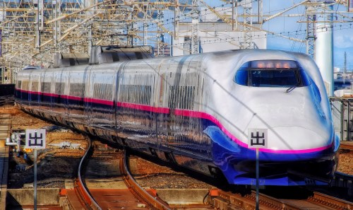 epic train journeys of the world_ japan shinkansen bullet train