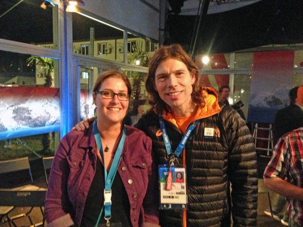 Meeting Salt Lake city gold medalist Gerard van Velde. 5 easy tips to make the most out Olympic travel. I share my Olympic experience and give tips for your Olympic travel to Pyeongchang2018.
