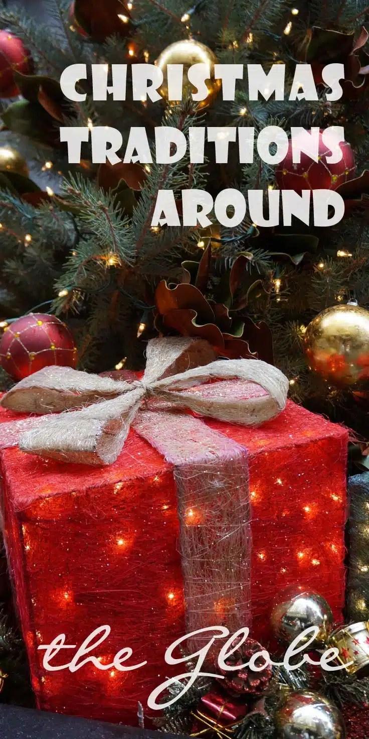 Christmas traditions around the Globe