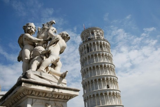 Top 5 Moments of 2015 visiting Pisa
