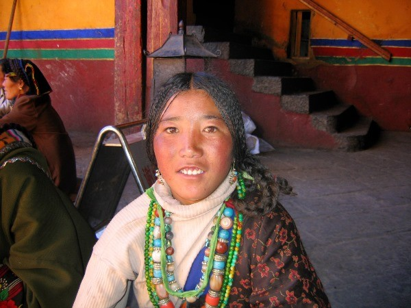 People of Tibet