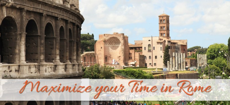 My simple strategy to maximize your time in Rome