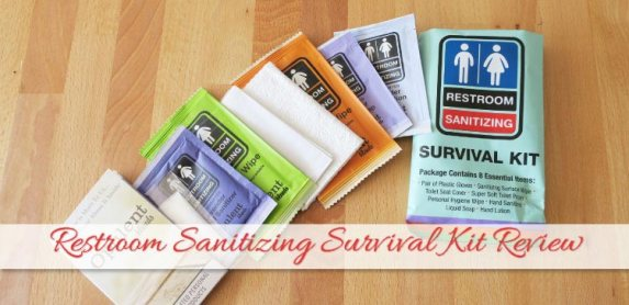Restroom Sanitizing Survival Kit Review