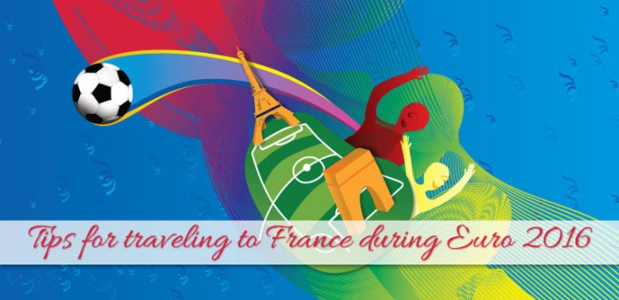 Plan on traveling France this summer? Did you know about the UEFA Euro 2016? Read my tips to avoid being offside when traveling to France this summer.