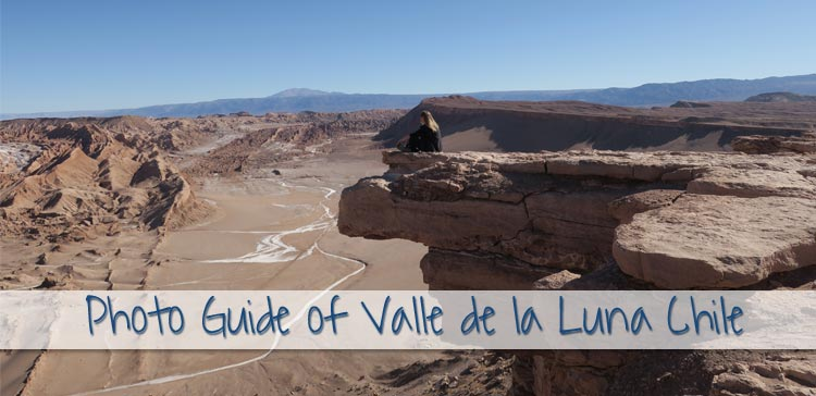 Be inspired by my photo guide and start planning your trip to northern Chile to visit the Valle de la Luna near San Pedro de Atacama.