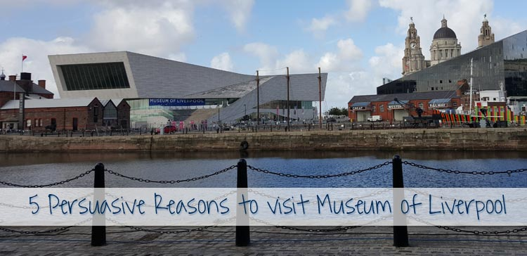 What to see or do at the Museum of Liverpool? I give you my 5 very persuasive reasons to visit the Museum of Liverpool so you will want to go and explore too!