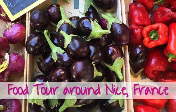 Food Tour around Nice with A Taste of Nice