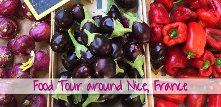 Do you look for an unique local experience in Nice? Try the food tour around Nice: You learn about the city AND get a taste of Nice on the Nice food tour.