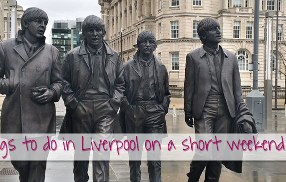 5 Fabulous Free Things To Do in Liverpool for a Short Weekend Get-A-Way