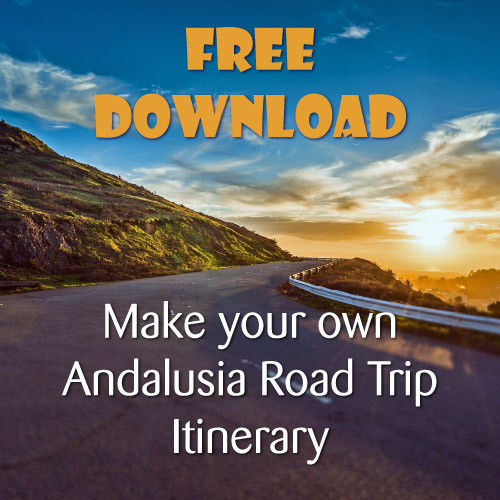 If you plan an Andalusia Road Trip Itinerary, you must know how much time to spend in Seville and Granada. My guide will help you plan your own road trip itinerary for Andalucia. Download it now for free.