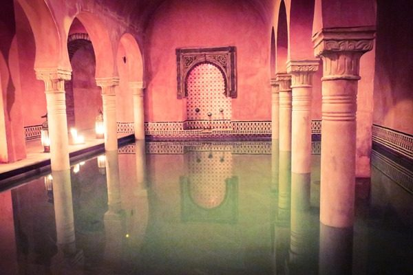 If you visit the hammams in Andalusia, it will be different than at home. I share the answers to the awkward questions uour afraid to ask about the hammam in Granada and Cordoba.