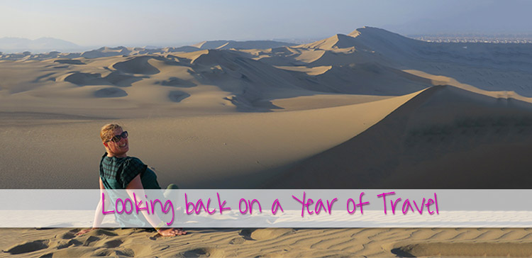 As the end of the year is coming closer, it is time to look back on 2016. I'd like to take you though my year of travel with my epic 2016 travel roundup