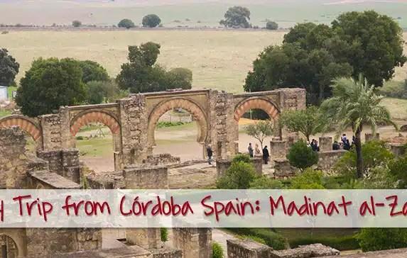 Day Trip from Cordoba Spain: Ruins of Madinat al Zahra