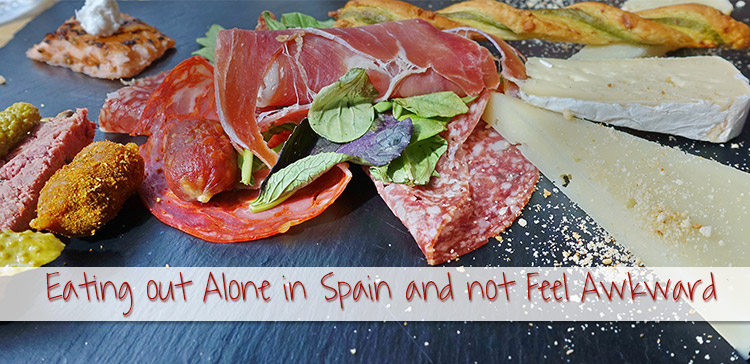 Spanish food culture is based on sharing. When you travel solo to Barcelona and the rest of Spain, it can feel awkward to eat alone. Here are my practical tips for travelling alone in Spain and eating alone in Spain.