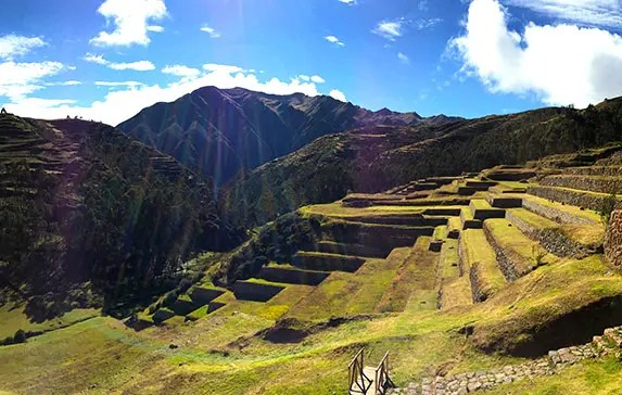 7 Interesting Inca Ruins near Cusco Peru (other than Machu Picchu)