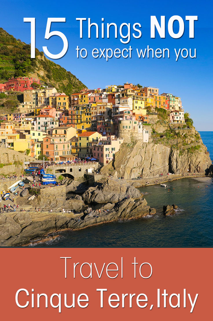 Travel to Cinque Terre Italy: 15 Surprising Things you did NOT expect
