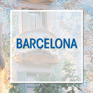 Travel to Barcelona, Spain