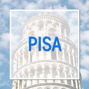 Travel to Pisa, Italy