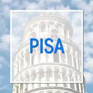 Travel to Pisa, Italy