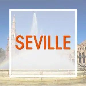 Travel to Seville, Spain