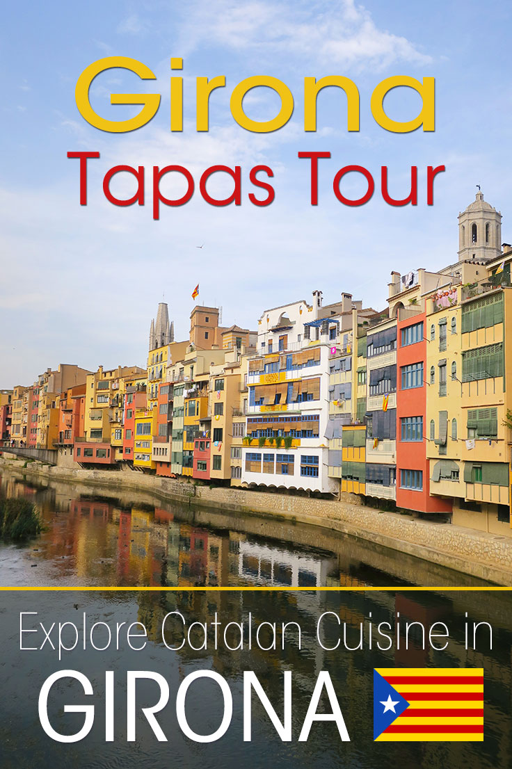 Travellers to Girona Spain want to find the best tapas and wine. Join the Girona Tapas Tour and discover the best Food Tour of Girona with Girona Food Tours