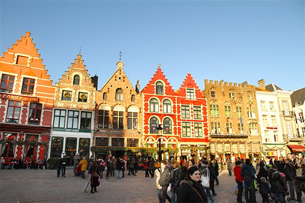 Antwerp to Ghent and Bruges