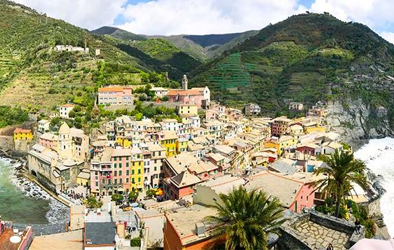 Where to Stay in Cinque Terre Italy? Accommodation in Cinque Terre
